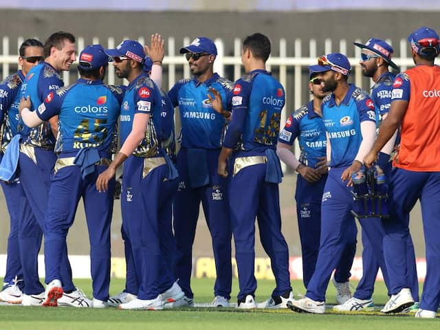 IPL 2020 LIVE Score, MI vs SRH Todays Match Live Updates: James Pattinson Removes Manish Pandey To Derail SunRisers Hyderabads Progress