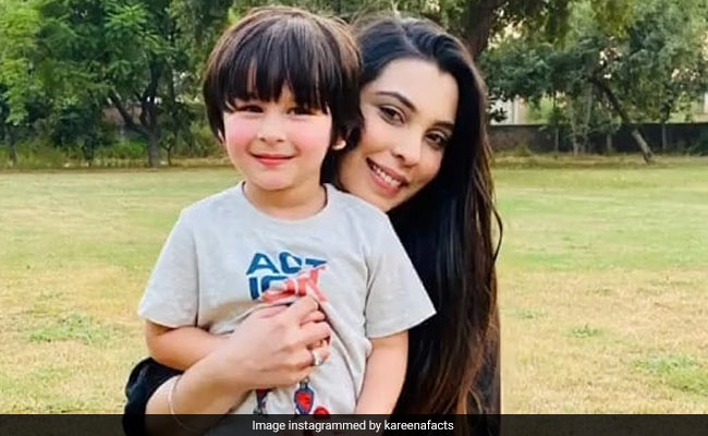 Kareena Kapoor Reveals Taimur Is Learning A Foreign Language