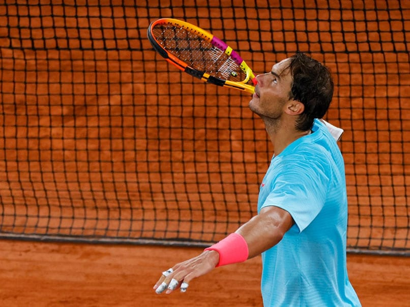 French Open 2020 Rafael Nadal Eases Into Last 16 Dispatches Stefano Travaglia In 95 Minutes Tennis News