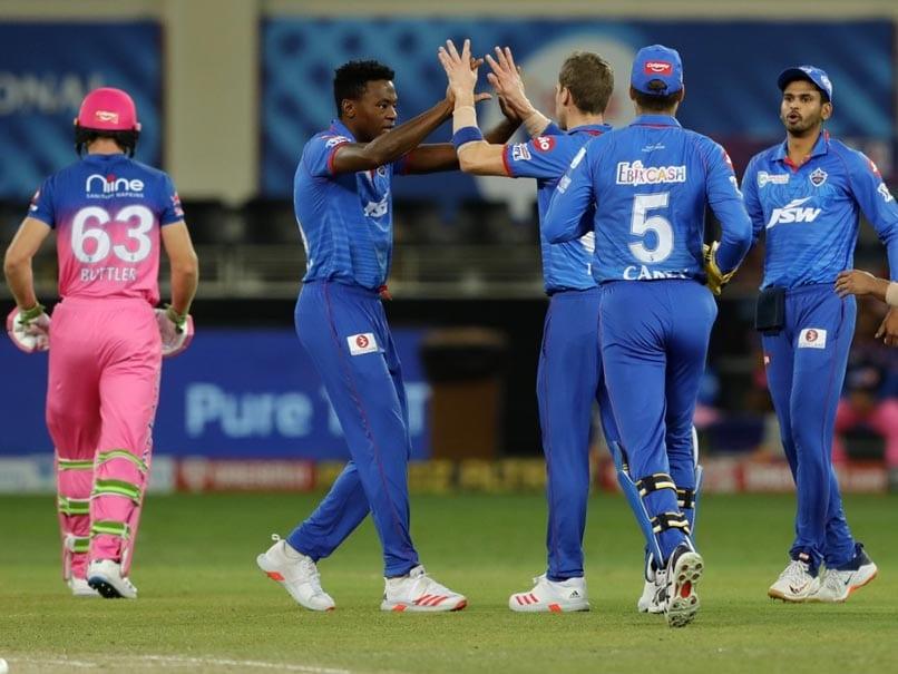 IPL 2020: Delhi Capitals Roar Back As Rajasthan Royals Capitulate In Dubai