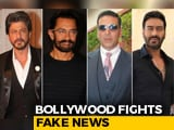 Video: Bollywood Stars Join Hands To Fight 'Media Trial'