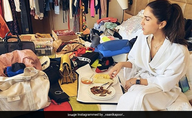 No Matter How Busy Life Gets, Vaani Kapoor Will Always Have Time For Pancakes. See Pic