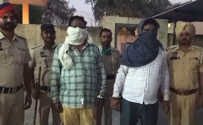 Two Pose As CBI Officers To Rob Businessman's House In Punjab, Arrested