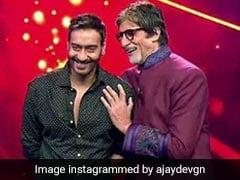 अजय देवगन और अमिताभ बच्चन फिर साथ आएंगे नजर , फिल्म का नाम Mayday