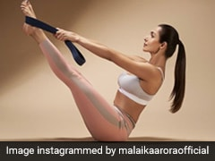 Trust Malaika Arora And Shilpa Shetty's Yoga Moves To Burn Belly Fat And Stretch The Back