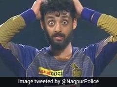 Nagpur Police's Banking Safety Message Uses ROFL Varun Chakravarthy Meme