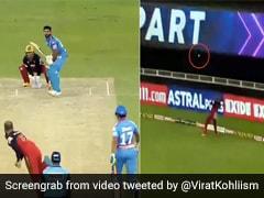 IPL 2020: बाउंड्री पर पडिक्कल ने पकड़ा श्रेयस अय्यर का हैरतअंगेज कैच, देखते रह गए विराट कोहली - देखें Video