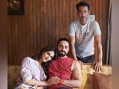 <i>Chandigarh Kare Aashiqui</i>: Ayushmann Khurrana And Vaani Kapoor Start Shooting For New Film