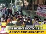 Video : Doctor Of Delhi's Hindu Rao Hospital On Strike Over Pending Salary