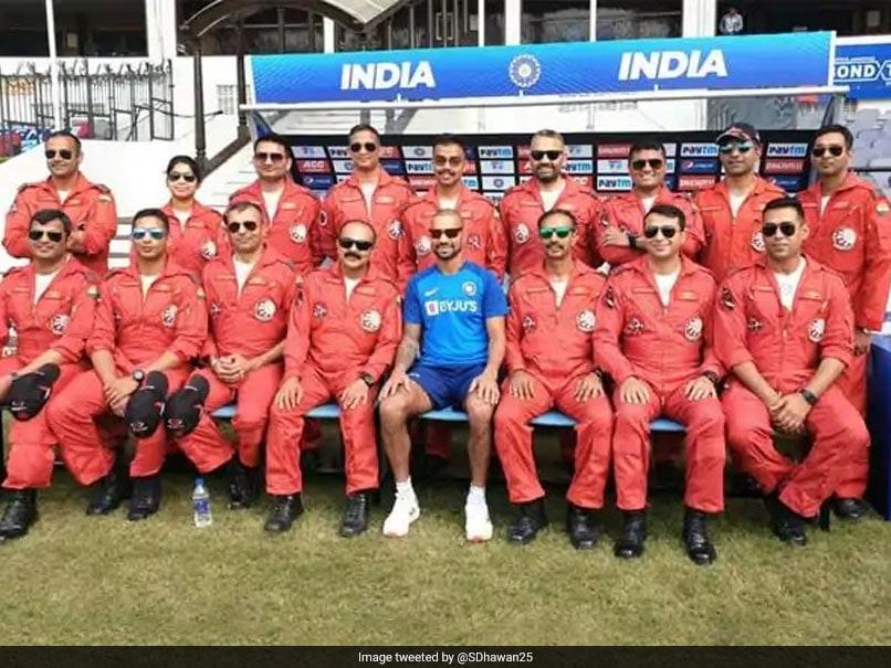 """Warriors In The Sky"": Sachin Tendulkar, Virat Kohli, Suresh Raina, Others Wish On Indian Air Force Day 2020"