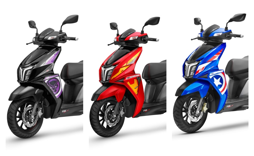 The TVS NTorq 125 SuperSquad Edition is priced at 2.67 lakh Nepalese Rupee (around Rs. 1.66 lakh)