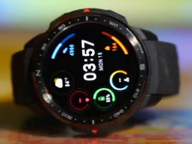 Video : A Smartwatch With a 25-Day Battery Life?