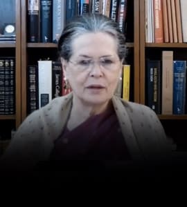 Sonia Gandhi Asks Punjab Congress MPs To Work Unitedly, Repeat 2017 Victory