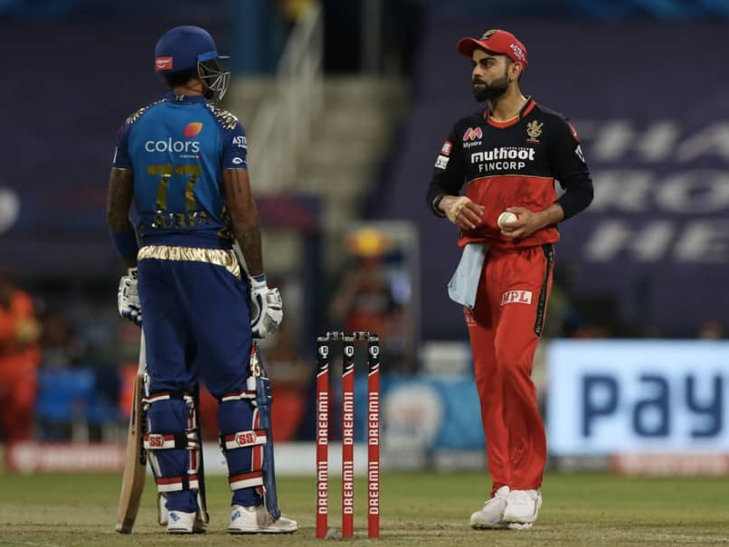 Suryakumar Yadav Reveals Conversation With Virat Kohli After Stare-Off Incident In IPL 2020
