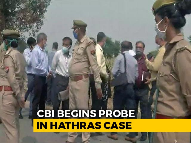 Video : Hathras Horror: Will CBI's Taking Over After A Month Of Crime Help?
