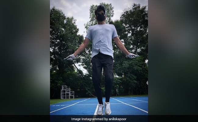 From Limping To Skipping: How Anil Kapoor Recovered From Achilles Tendinitis Without Surgery