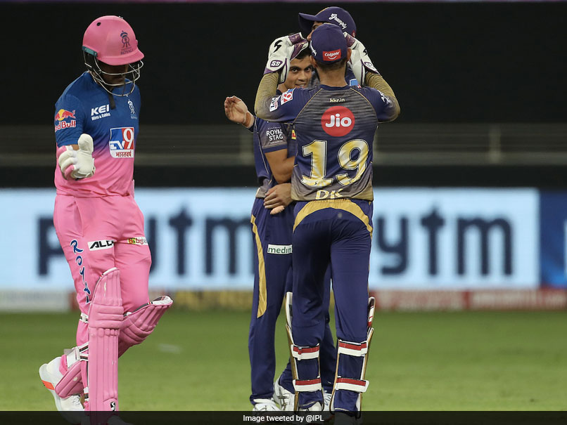 """IPL 2020: Dinesh Karthik Hails """"Incredible"""" Shivam Mavi, Kamlesh Nagarkoti After Youngsters Shine vs Rajasthan Royals"""