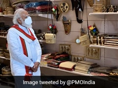 PM Modi In Gujarat For Sardar Vallabhbhai Patel's Birth Anniversary