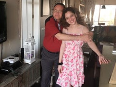 """Promise To Take Care Of You Forever"": Ankita Lokhande Welcomes Father Home From Hospital"