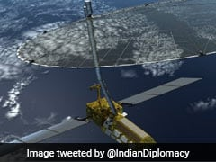 ISRO-NASA Satellite NISAR Scheduled To Be Launched By 2022
