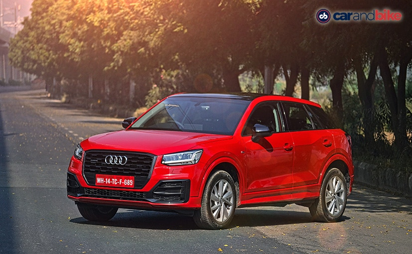 We expect the prices of Audi Q2 to start at Rs. 34 lakh (ex-showroom)