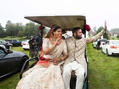 Indian-Origin Couple's Drive-In Wedding To Bypass Covid Guest Limit Rule In UK