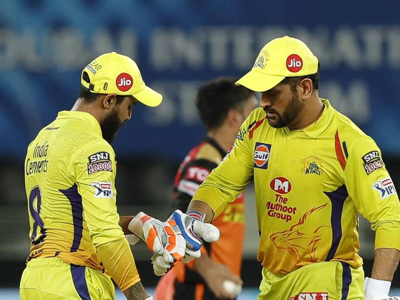 CSK vs KKR: MS Dhoni says, Ravindra Jadeja has been the only one in our team who has scored in the death overs