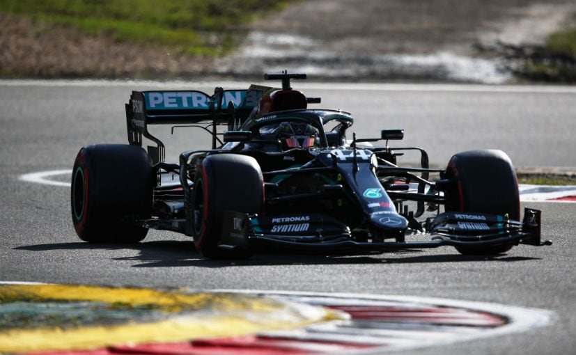 Lewis Hamilton secured the 91st victory of his career, equalling the record of Michael Schumacher
