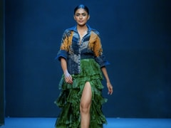 Mrunal Thakur On Being Lakme Absolute's Grand Finale Showstopper And Her Personal Style