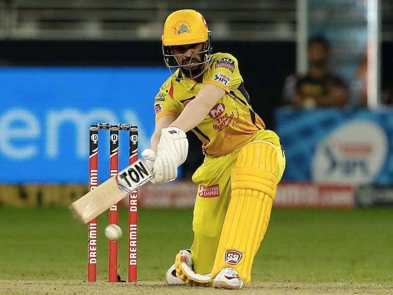 IPL 2020: CSK در برابر KKR: به نظر نمی رسد Chennai Super Kings از مسابقات خارج شود ، می گوید Ruturaj Gaikwad