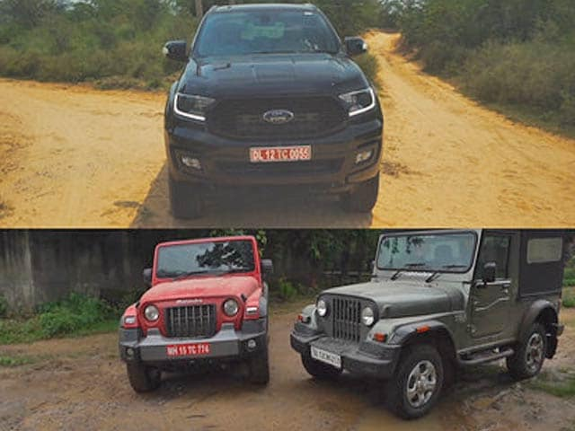 Videos : Raftaar Rebooted Episode 14   Ford Endeavour Sport And 2020 Mahindra Thar Old Vs New review in Hindi