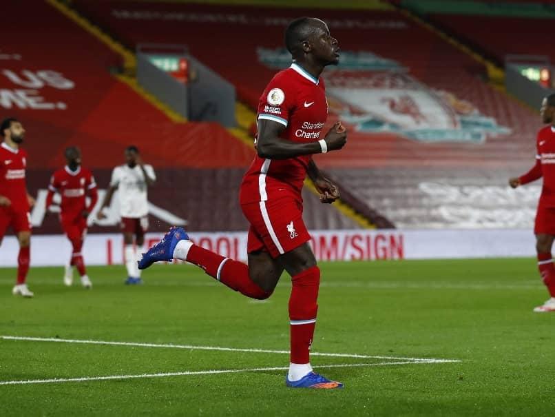 Liverpool Star Sadio Mane Tests Positive For COVID-19