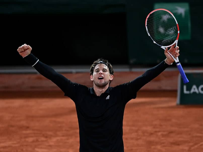 "French Open: ""Lucky"" Dominic Thiem Survives Huge Scare Against World No 239 At Roland Garros"