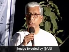 Stalled 15 Times By BJP From Visiting Constituency: Ex-Tripura Chief Minister Manik Sarkar