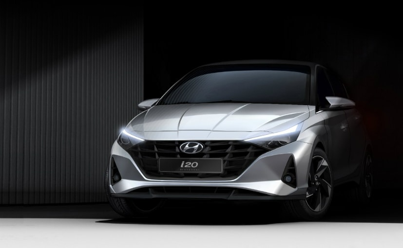 The new Hyundai i20 is all set to go on sale on November 5, 2020