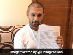 वायरल वीडियो मामले में चिराग पासवान ने नीतीश कुमार पर साधा निशाना, ट्वीट कर कही यह बात..VIDEO