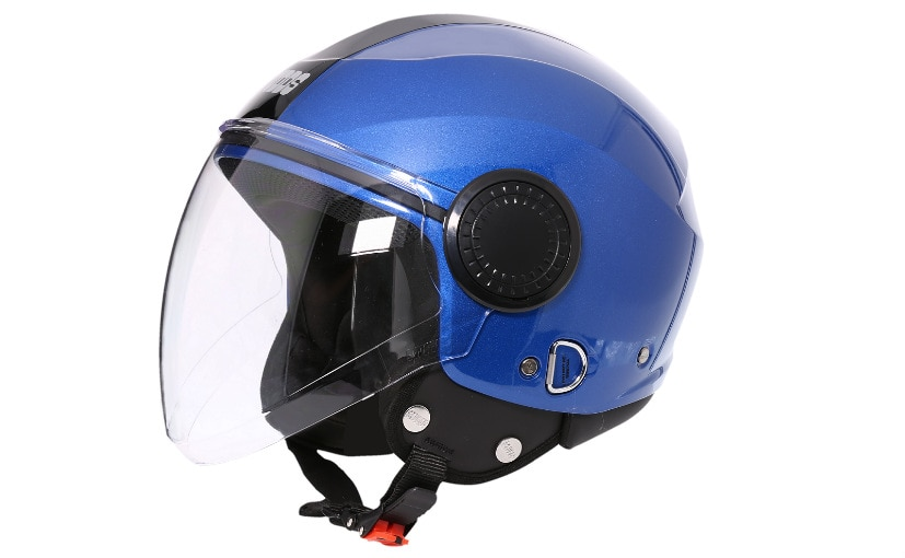 The new Studds 'Urban Super' helmet is priced at Rs. 1,050
