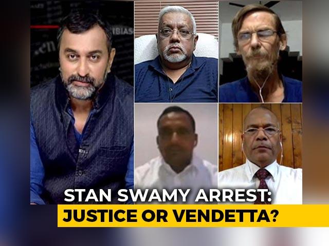 Video : Stan Swamy Arrest: Justice Or Vendetta?