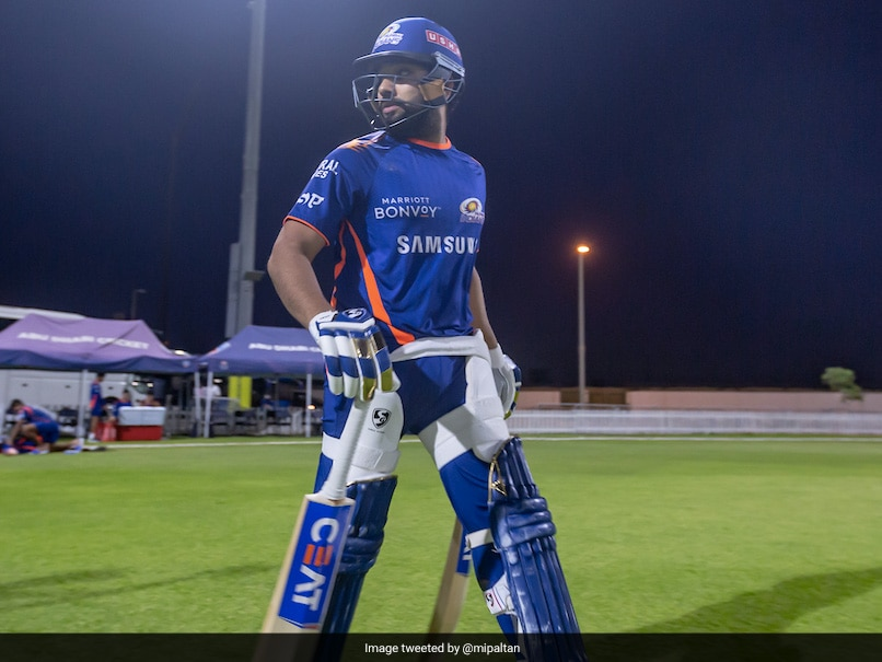Mumbai Indians Post Video Of Rohit Sharma Batting At The Nets After Australia Tour Exclusion, Twitter In Meltdown