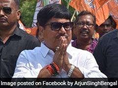 """Vendetta"": Bengal BJP MP On Nephew's Arrest In Bank Fraud Case"