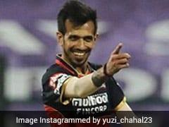 """IPL 2020: Yuzvendra Chahal's Savage Caption On Instagram Prompts Dhanashree Verma's """"Superb"""" Comment"""