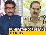 "Video : ""Always Sure Of Our Investigation"": Mumbai Top Cop On Sushant Rajput Case"