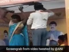 मध्य प्रदेश उपचुनाव में लोक गीतों की एंट्री, इस तरह लुभाए जा रहे वोटर, देखें VIDEO