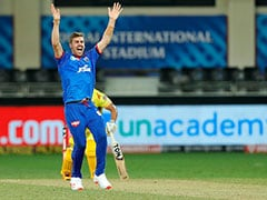 IPL 2021: Anrich Nortje Joins Delhi Capitals Bubble After Testing Negative For COVID-19. Watch