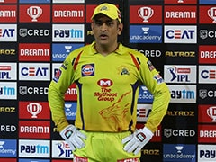 """IPL 2020, CSK vs RR: MS Dhoni Says """"Didn't See Spark"""" In Youngsters To Push The Guys After 7-Wicket Loss To RR"""