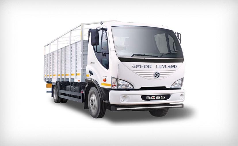 Ashok Leyland's Boss range will address the 11.1 tonne to 14.05 tonne GVW market.