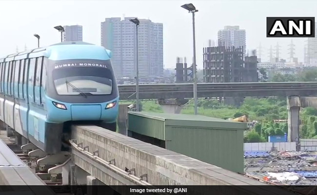 Mumbai Monorail Services Resume, Internal SOP Being Followed