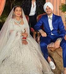 Inside Neha Kakkar And Rohanpreet Singh's Reception. See Trending Pics