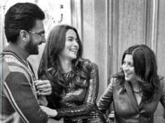"To ""Boss Lady"" Zoya Akhtar On Her Birthday, With Love From Alia Bhatt"