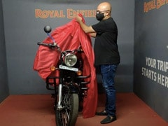 Royal Enfield Delivers 1200 Motorcycles In A Single Day For Dussehra In Mumbai